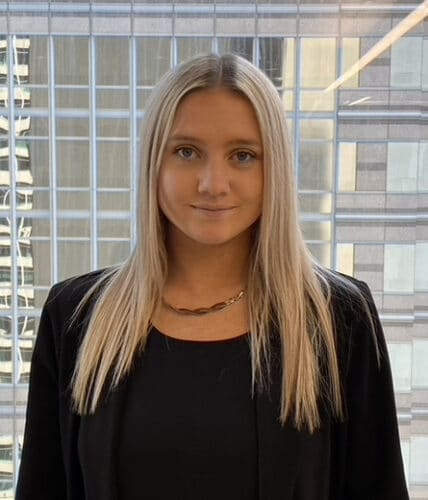 Ellie LaFountain team member Pacific International