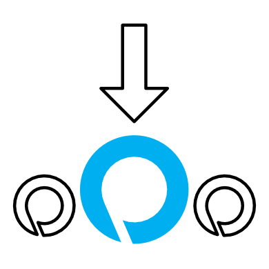 Assessment and selection icon